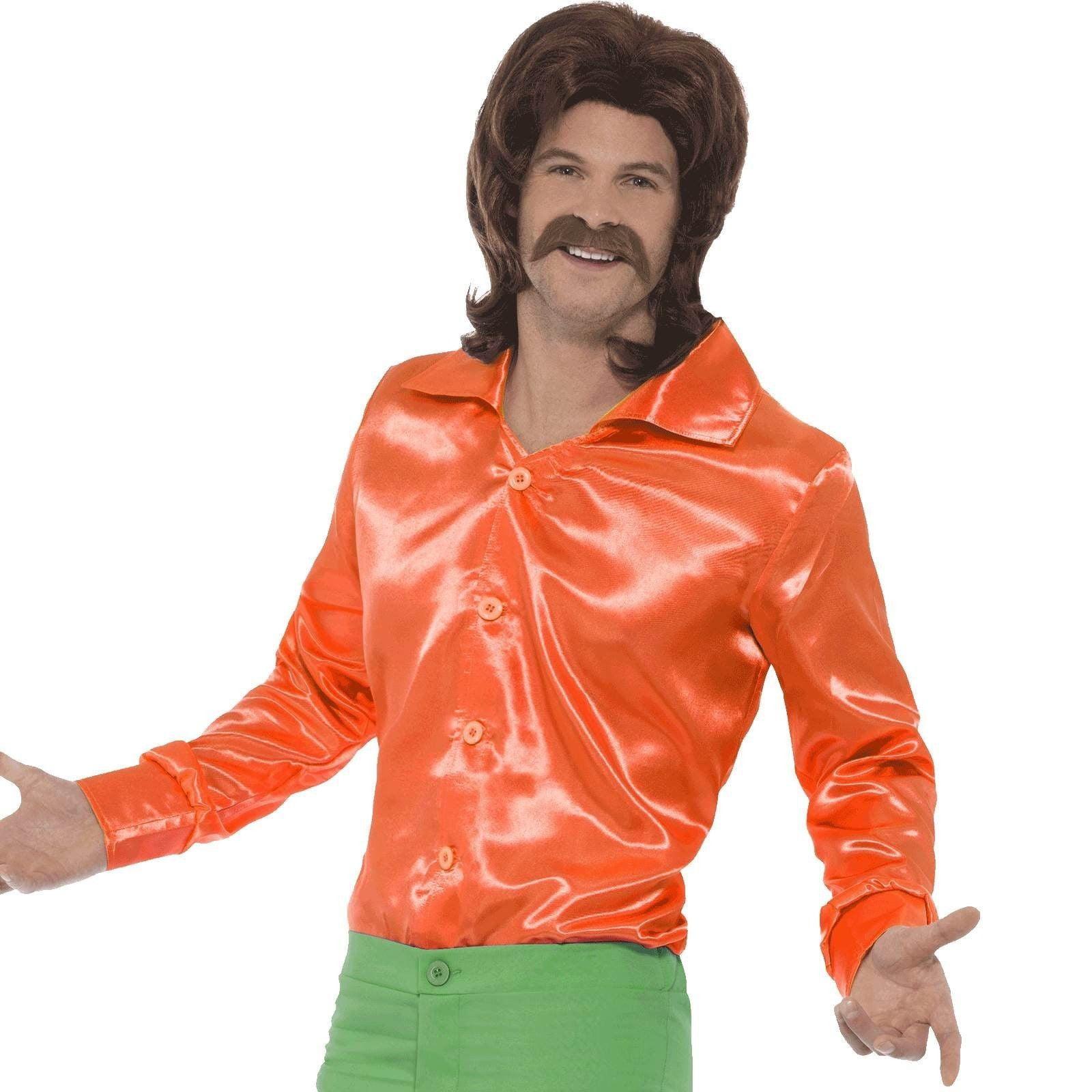 Smiffy/'s Men/'s 1970/'s Retro Costume