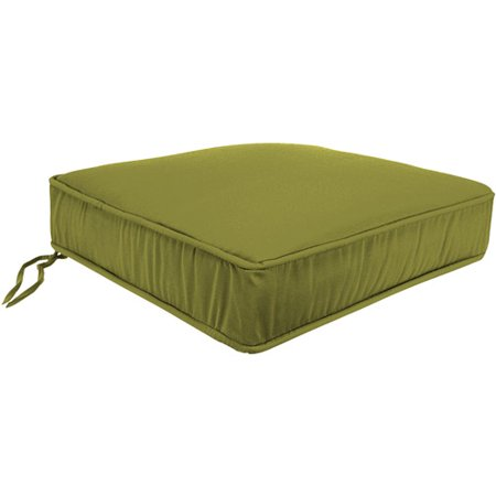 jordan manufacturing outdoor patio box edge seat cushion veranda kiwi