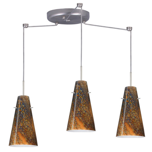 Besa Lighting Cierro 3 Light Pendant