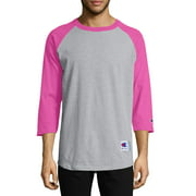 Champion Men's Raglan Baseball T-shirt