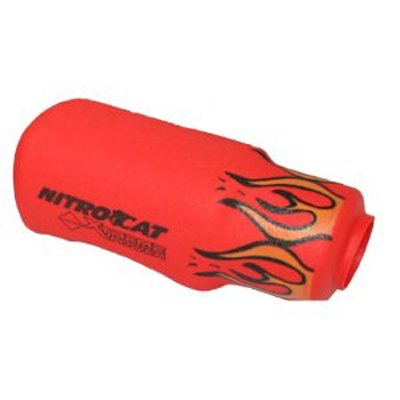 Image of Nitrocat Red Flame Boot for 1375-XL