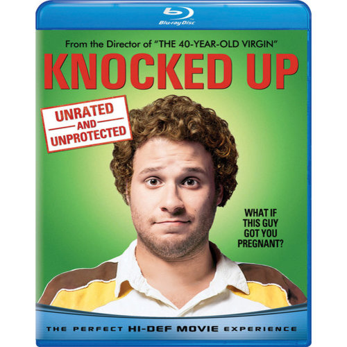 Knocked Up (Blu-ray) (Unrated) (Widescreen)