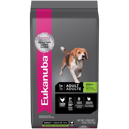 Eukanuba Small Bite Adult Maintenance Dry Dog Food, 33 (Adult Maintenance Dog Food)
