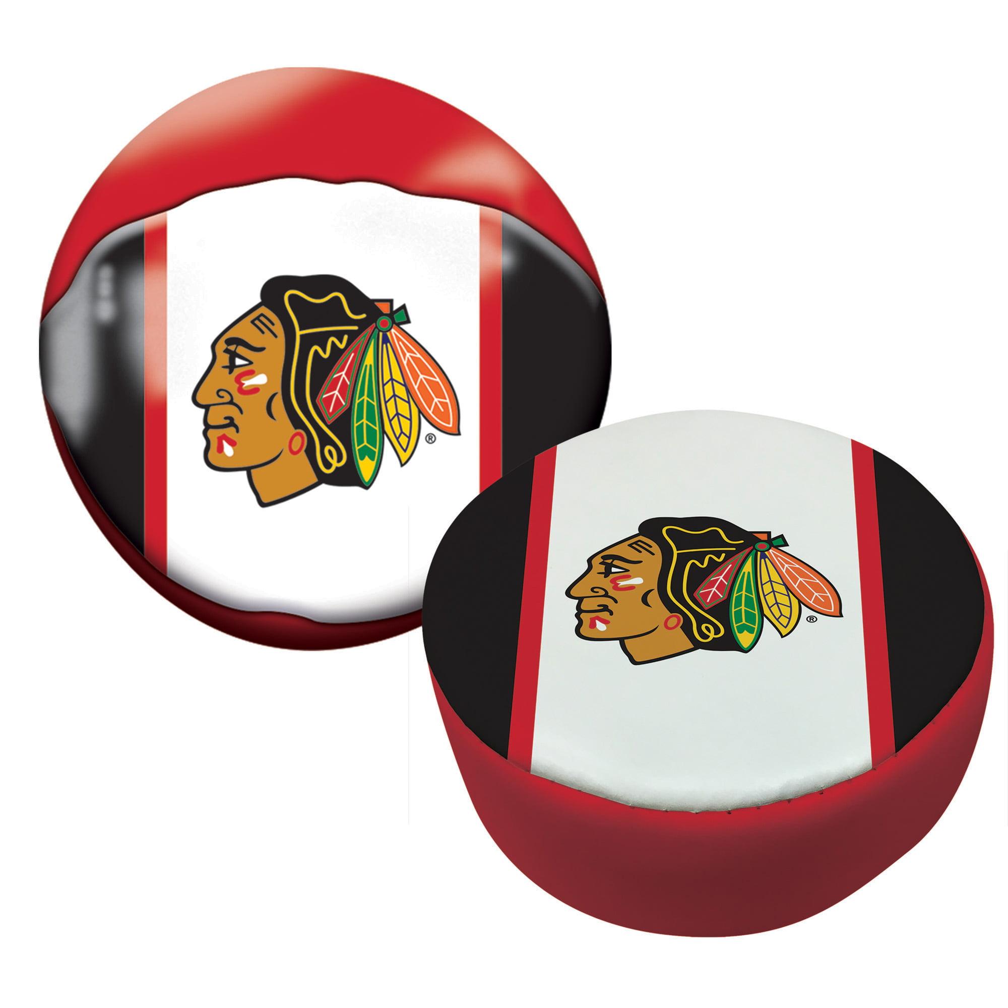 Franklin Sports NHL Chicago Blackhawks Soft Sport Ball & Puck