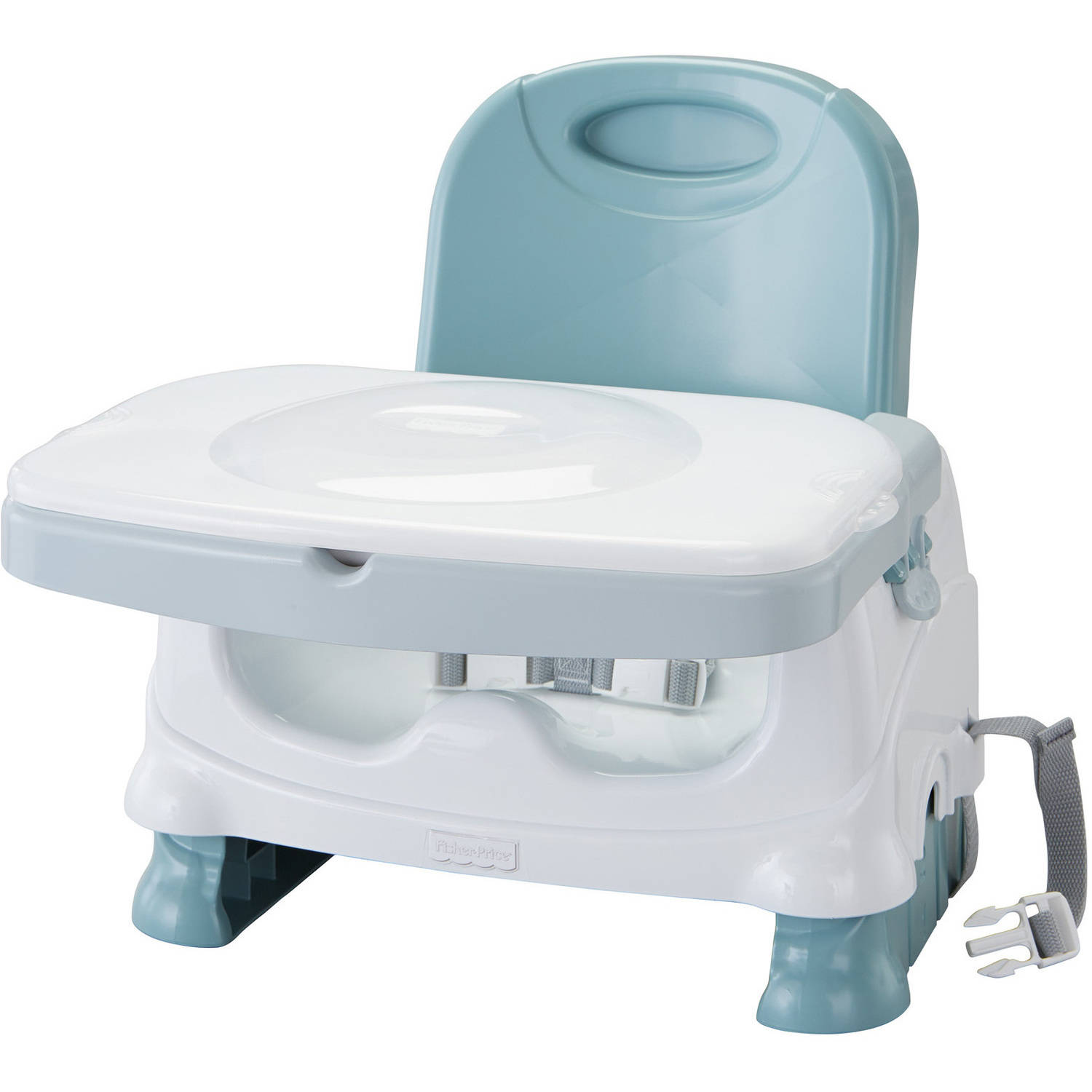 Fisher-Price Healthy Care Deluxe Booster Seat - Walmart.com