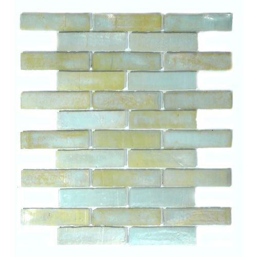 "Miseno MT-CANE1X4 Cane - 1"" X 4"" - Glass Visual - Wall Tile (Sold by Sheet)"