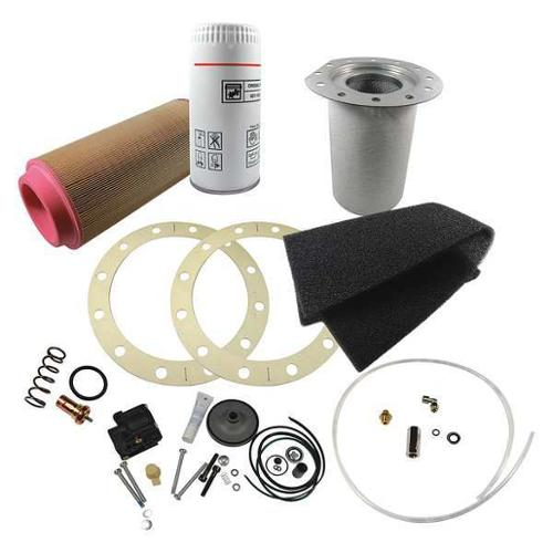 CHICAGO PNEUMATIC 2901356700 Air Compressor Maintenance Kit,CPBG40/50 G0120508