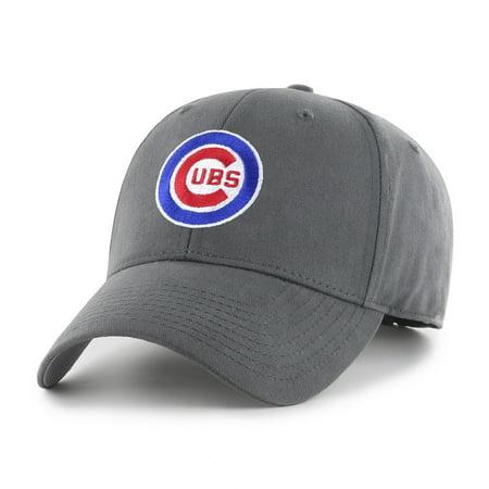 Fan Favorite MLB Basic Adjustable Hat, Chicago Cubs