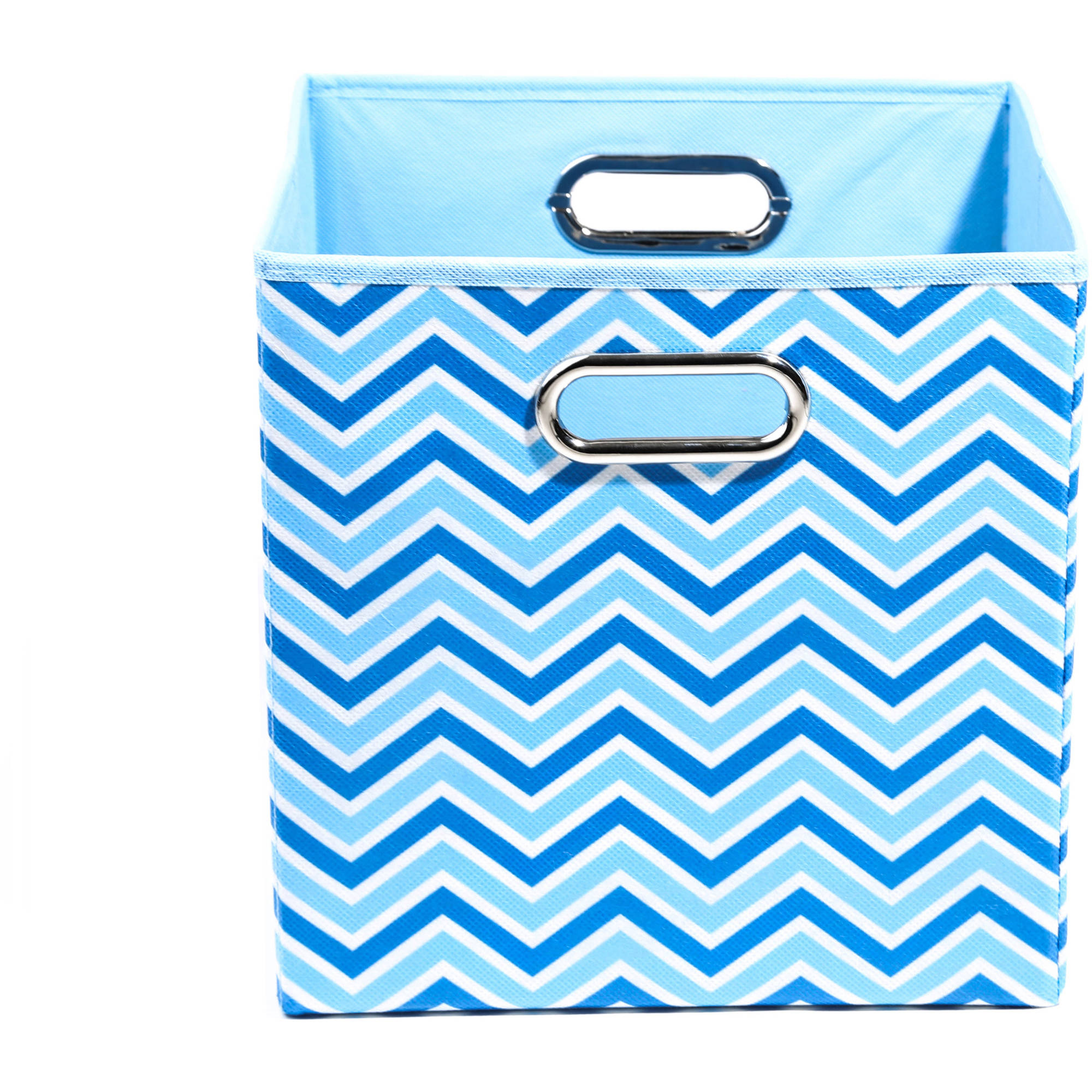 Modern Littles Sky Folding Storage Bin (Choose Your Pattern) by Modern Littles