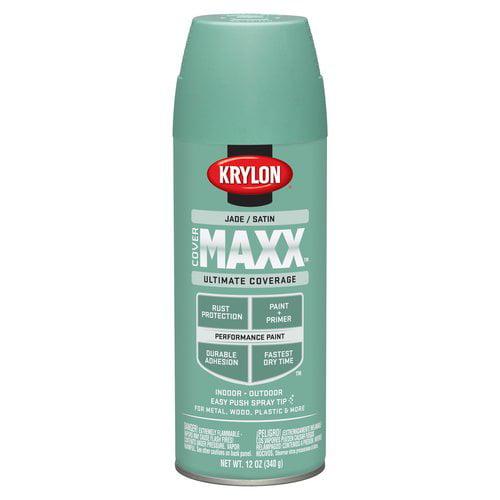 Krylon Covermaxx Satin Jade
