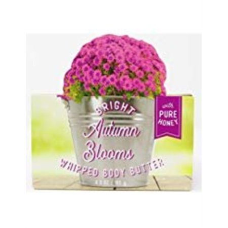 bath and body works bright autumn blooms whipped body butter 6.5 oz new for