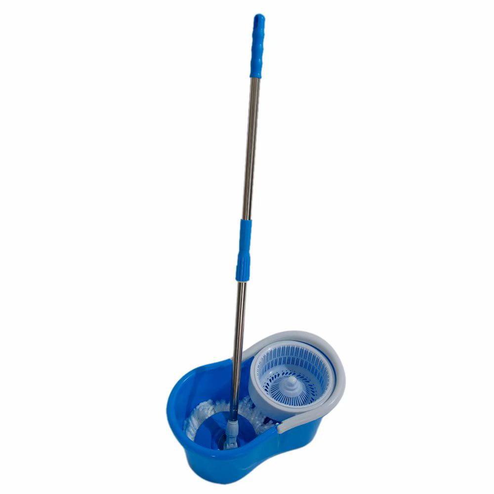 Spin Mop Home Cleaning System, Floor Mop with Bucket Hardwood Floor Cleaner    Walmart.com