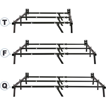 Mainstays Adjustable Metal Bed Frame Review