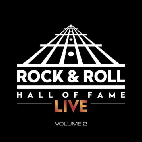 Rock N Roll Hall Of Fame Live: 2 (Vinyl)