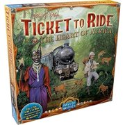 Days of Wonder Ticket to Ride: Africa Map Collection Three Expansion