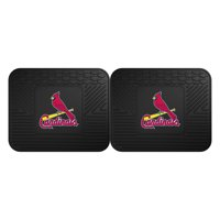 "St. Louis Cardinals 2-pc Utility Mat 14""x17"""