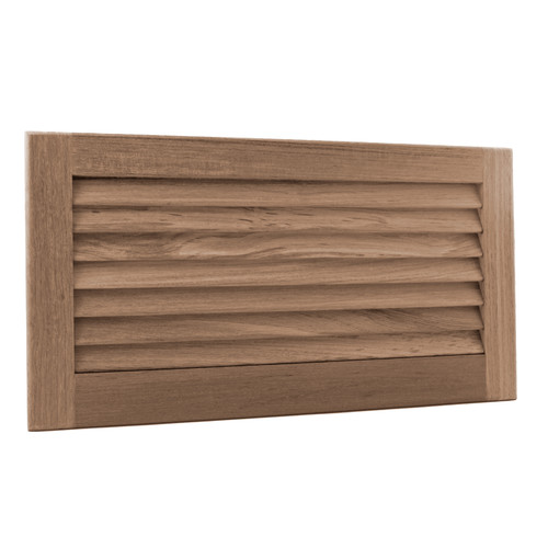 """Louvered Insert 9-3/8"""" H"""