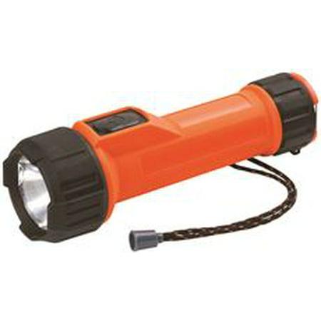 Energizer Intrinsically Safe 2D Led Flashlight, Orange And Black](Safelight Flashlight)