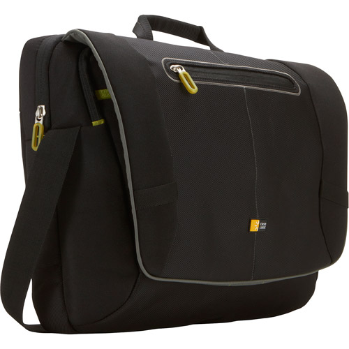 "Case Logic Messenger Briefcase for up to 17"" Laptops"