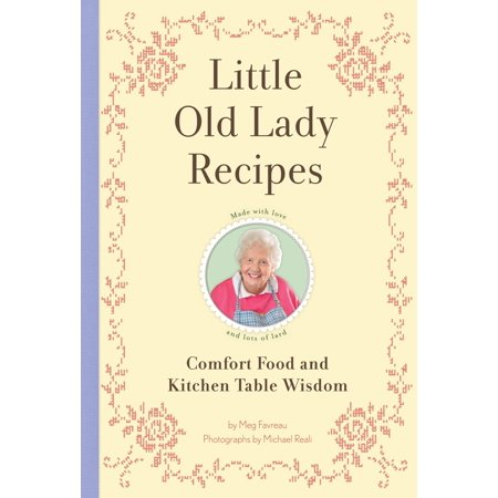 Little Old Lady Recipes : Comfort Food and Kitchen Table Wisdom - Halloween Ladies Fingers Recipe