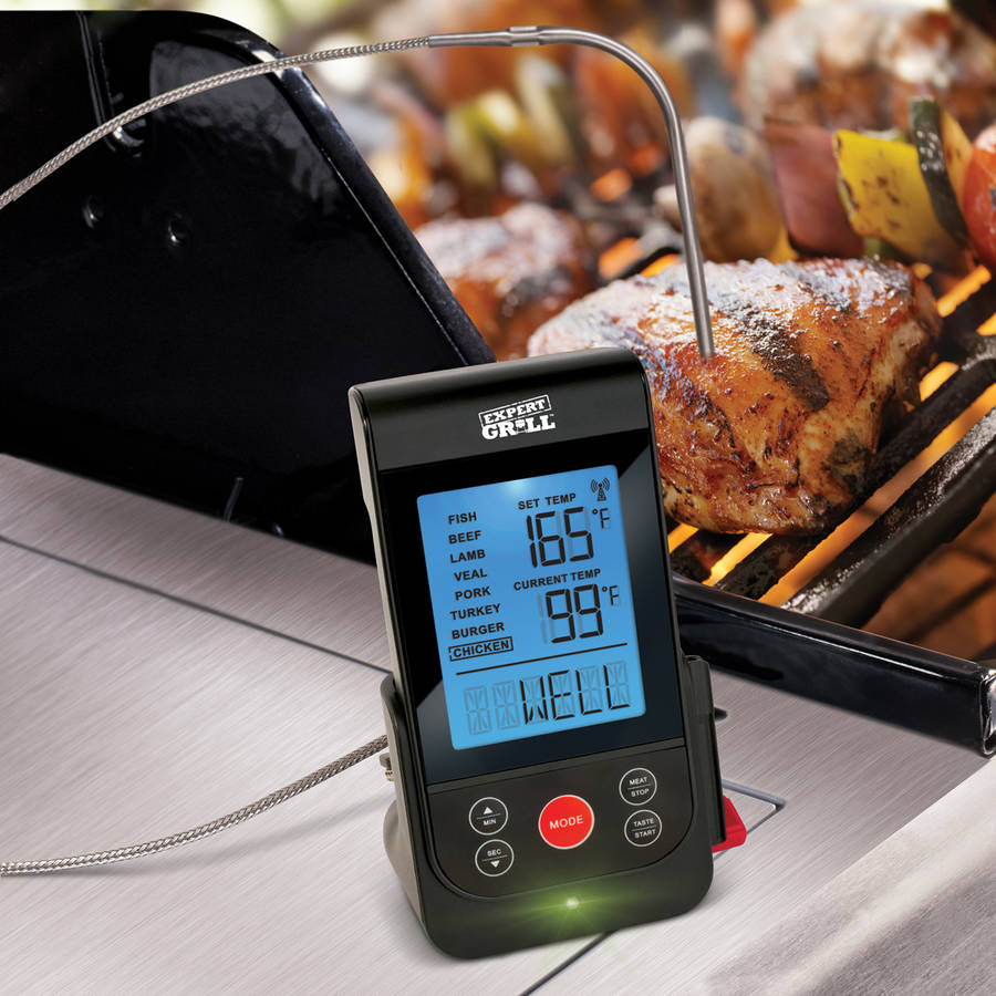 Ordinaire Expert Grill Wireless Grilling Thermometer