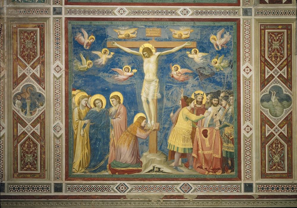 рекомендуется распятие христа джотто картинки как только изобрели