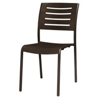 Source Contract SC-1013-162-ESV Adele Dining Side Chair, Espresso Vein