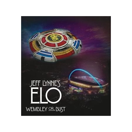 Jeff Lynne's ELO: Wembley Or Bust (CD) (Includes Blu-ray)