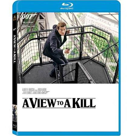 A View To A Kill  Blu Ray   Digital Hd