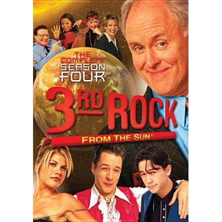 3rd Rock from the Sun: Season 4 (DVD) (3rd Rock From The Sun Tv Series)