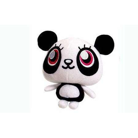 Moshi Monsters Moshlings Mini Plush Figure Shi Shi Includes Online Item Code! - Monster Garden Coupon Code