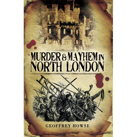 Murder and Mayhem in North London - eBook - Halloween Events North London