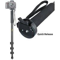 """Super Duty Monopod 72"""" For Nikon D5300 D3300"""