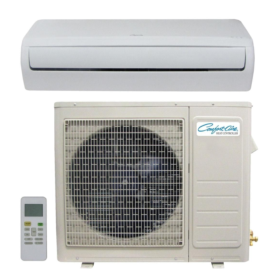 Comfort-Aire DVC18SD 18,000 BTU Ductless Single Zone Mini Split Air Conditioner DVC18SD