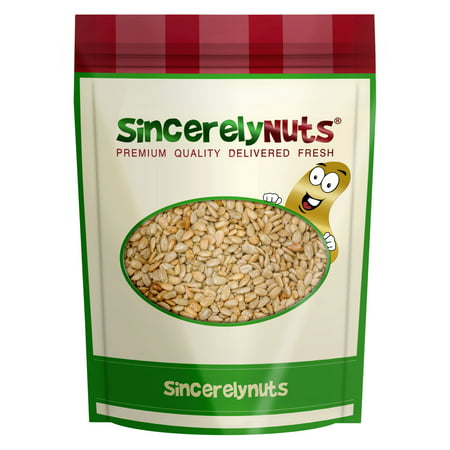 Sincerely Nuts Sunflower Seeds Roasted Salted (No Shell) 2 LB