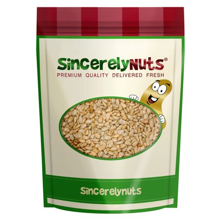 Sincerely Nuts Sunflower Seeds Roasted Unsalted (No Shell) 2 LB