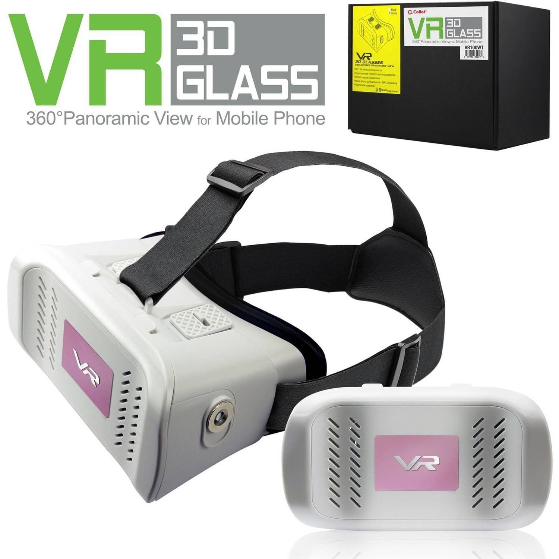 Cellet VR Headset - Pink