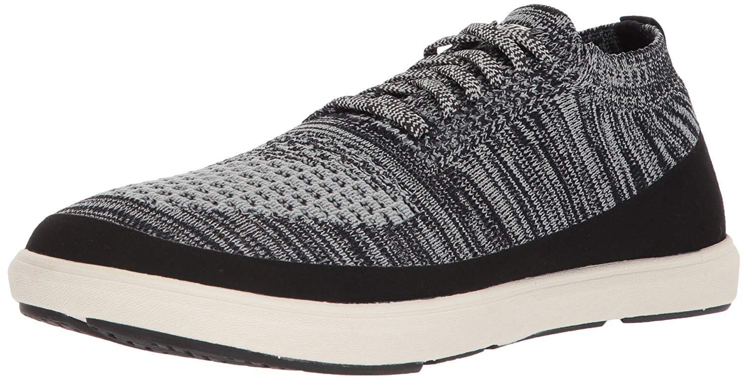 Altra Women's Vali Lace Up Zero Drop All-Day Comfort Casual Sneakers Black (10.5M)