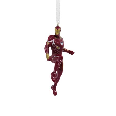 Hallmark Marvel Studios Avengers: Infinity War Iron Man Christmas Ornaments ()