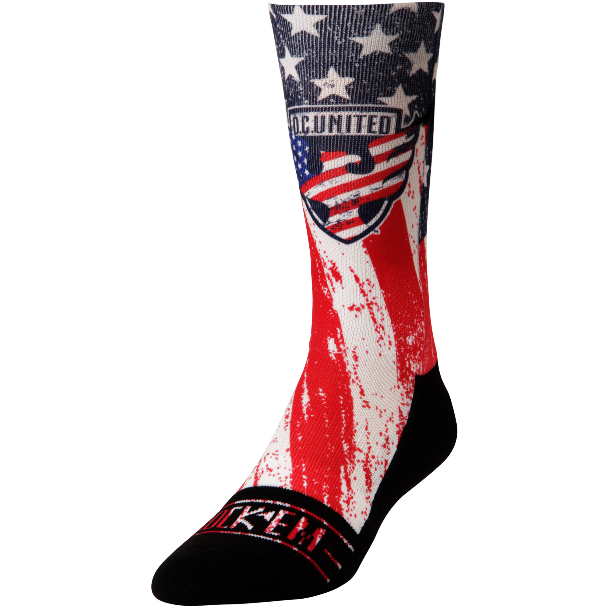 D.C. United For Club and Country Socks - Blue