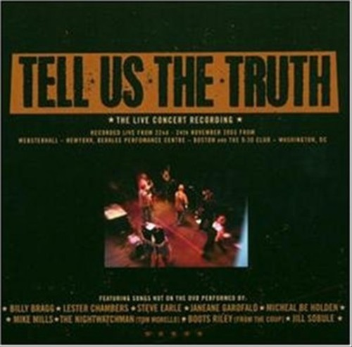 TELLS US THE TRUTH: THE LIVE CONCERT RECORDING