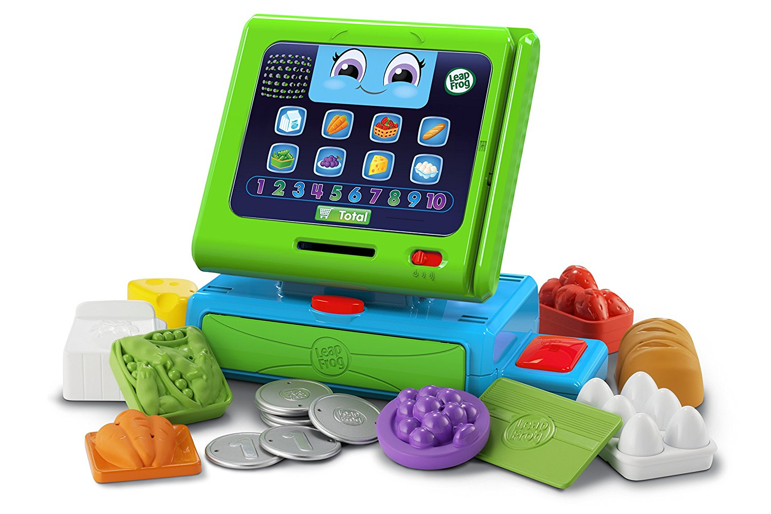 LeapFrog Count Along Cash Register by