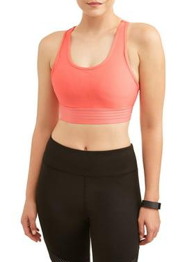 a8819b40e79 Product Image Women s Medium Impact Stripe It Sports Bra