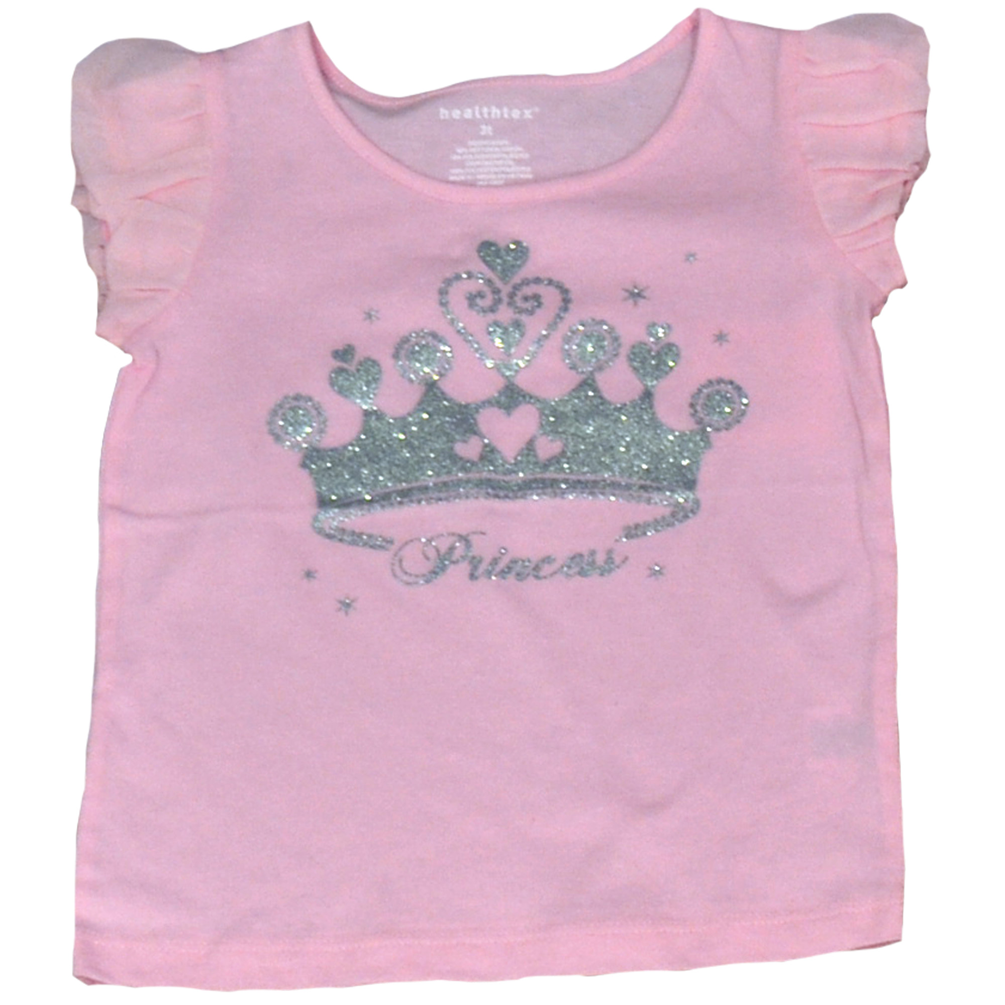 Healthtex Baby Toddler Girl Graphic Tee