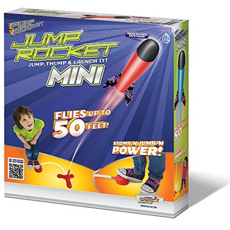 Bottle Rockets Launcher - Geospace Jump Rocket MINI Set - Launcher with 3 Rockets…