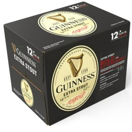 Guinness Extra Stout, 12 pack, 11.2oz - Walmart.com