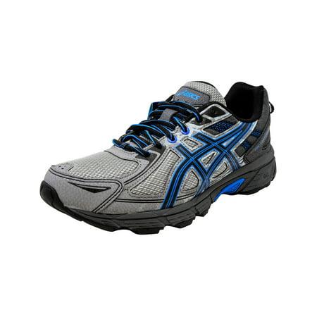 Asics 5729 - Directoire Chaussure de course à pied haute pied en gelée en aluminium/ noir Directoire Blue Venture 6 pour homme 294161e - acornarboricultural.info