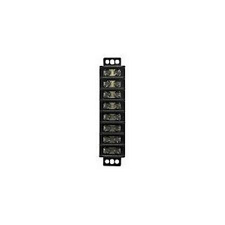 Gardner Bender 3249679 GTB-408 8 Pole 30A 22-10 Awg Terminal Block