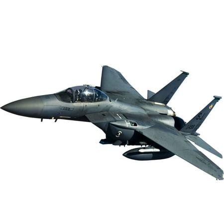 VWAQ F 15 Fighter Jet Wall Sticker Fighter Aircraft Decals Military Jet VWAQ-PAS17 (24