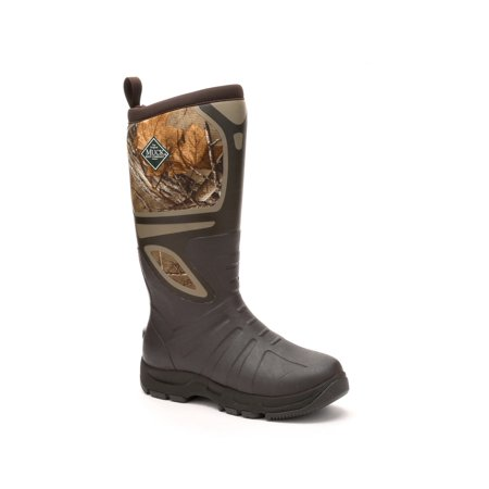 26f74cc0288cb Muck Boot Men's Pursuit Shadow Pull-On Insulated Outdoor Boots Camouflage  Spandura Rubber Fleece 7 M